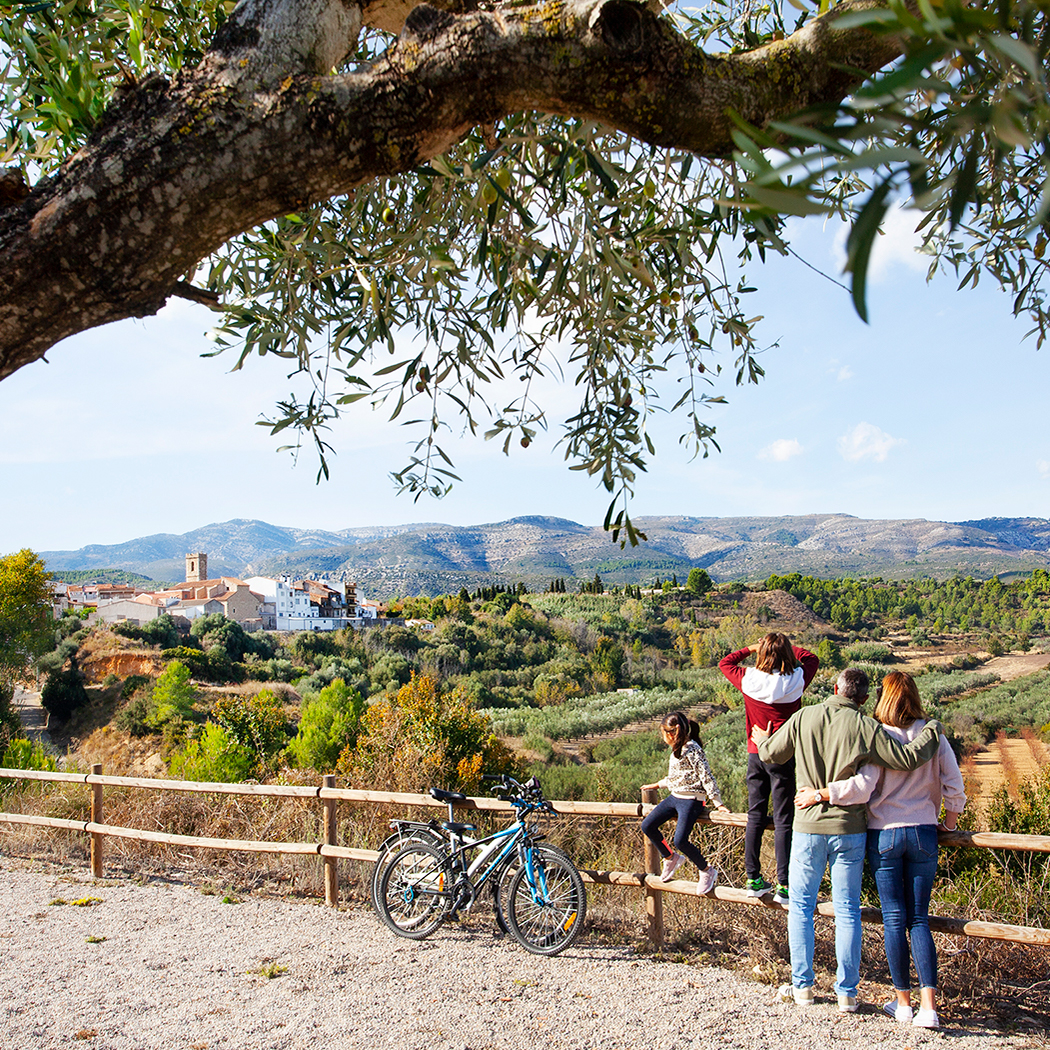 Slow Turism Plana de l'Arc